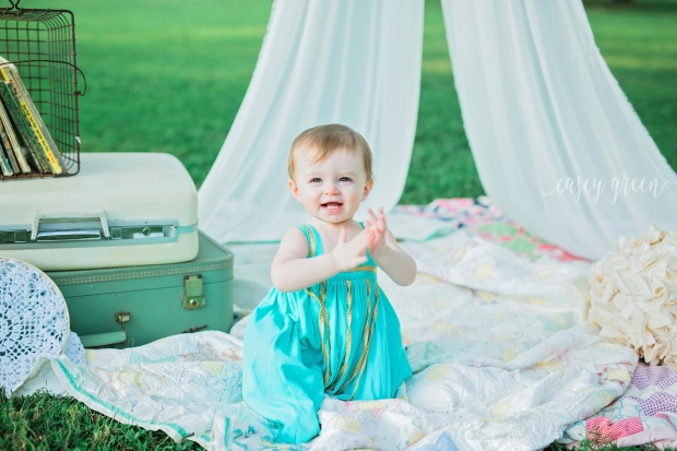 newnan ga children photographer, smash cake session, first birthday session