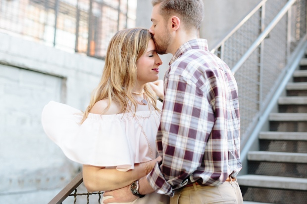 atlanta engagement session at ponce city market casey green photography atlanta wedding photographer