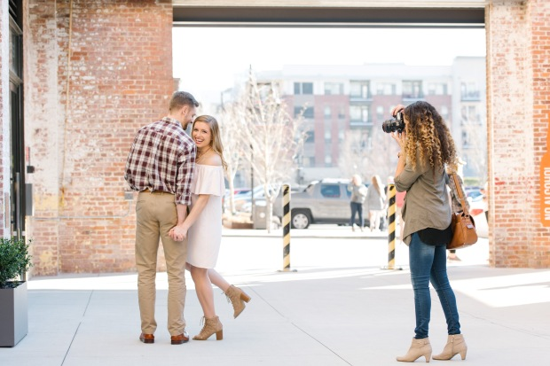 ponce city market engagement atlanta wedding photographer casey green photography behind the scenes atlanta georgia