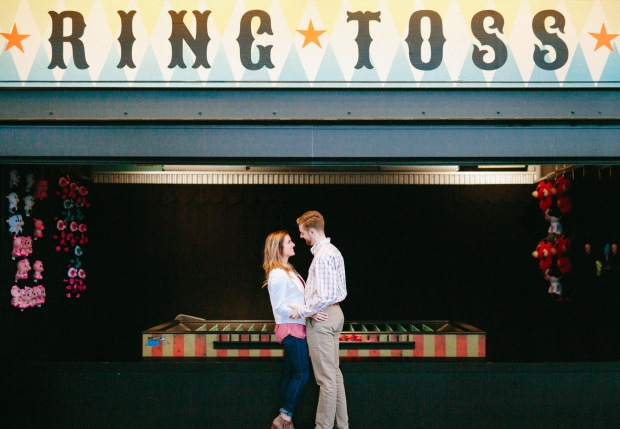 atlanta wedding photographers skyline park rooftop ponce city market engagement casey green photography