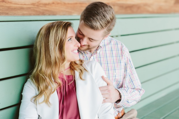 georgia wedding photographer atlanta engagement session ponce city market
