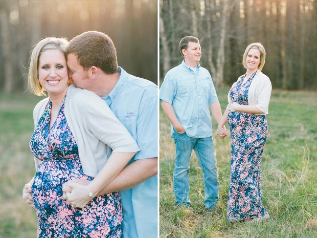 sunset-maternity-session