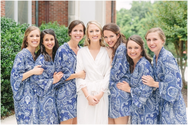 bridesmaids-robes-fayetteville-wedding